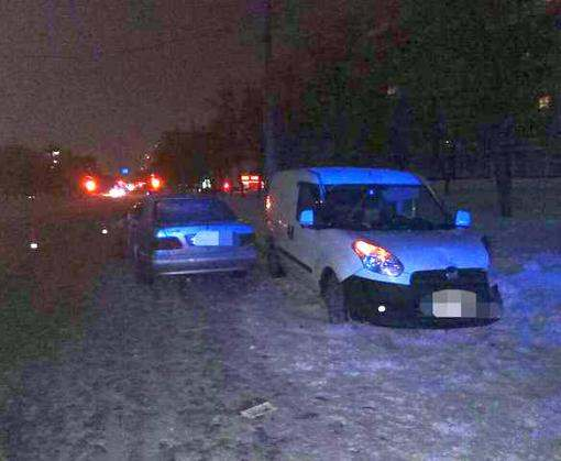 ДТП в Харькове: трое в больнице