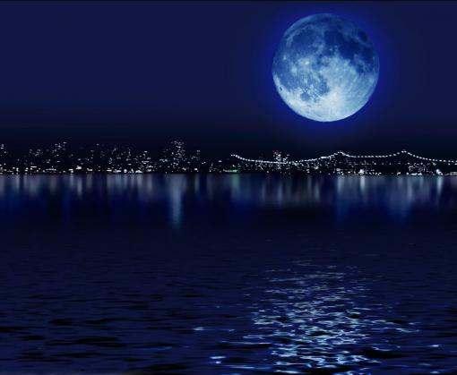 В марте над Землей взойдет Голубая луна