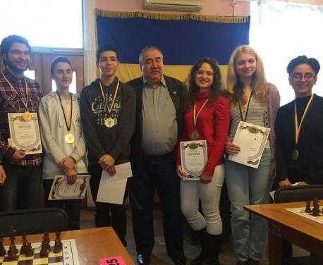 Юная харьковчанка победила на чемпионате Украины по шахматам