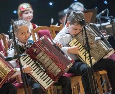 Юные харьковсике музыканты представят свои таланты на проекте «Народные узоры»