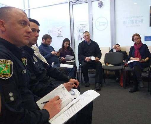 На Харьковщине начнут подыскивать общественных «шерифов»