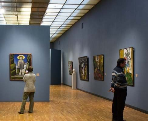 В Харьковском художественном музее появилась видео-экскурсия для глухих