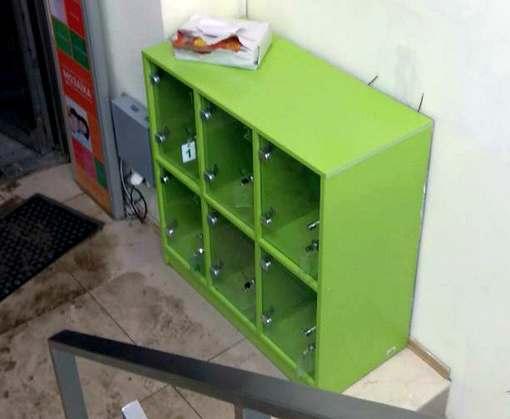 В Харькове из магазина украден ящик для благотворительности