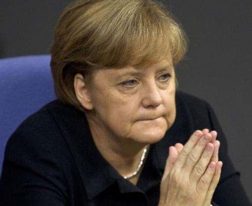 Президент Германии выдвинул Ангелу Меркель на пост канцлера