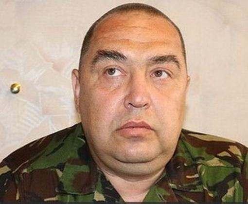 Украина объявила экс-главаря «ЛНР» Игоря Плотницкого в розыск