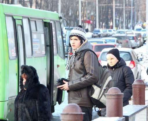 Харьковчане требуют отмены подорожания проезда