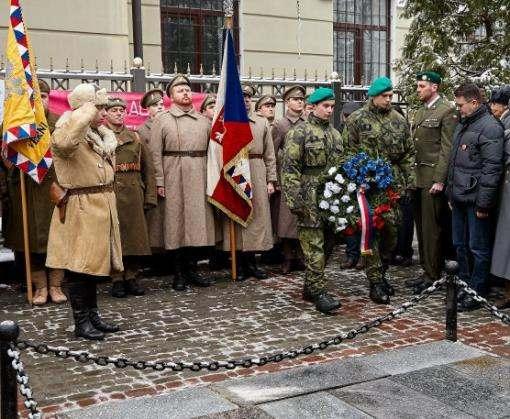 В Харькове отметили 75-летие битвы у Соколово