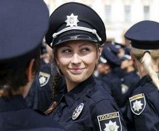 В Харькове не хватает патрульных?