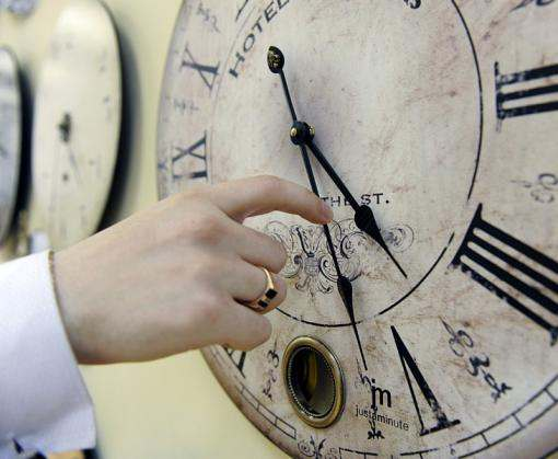 Через две недели Украина перейдет на летнее время
