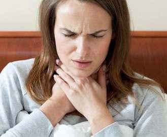 Почему при простуде садится голос