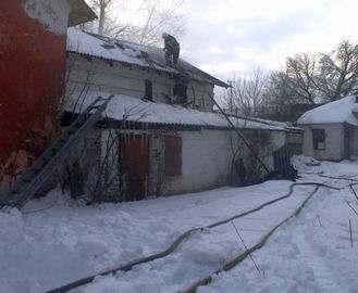 Пожар в Харькове: погибли двое