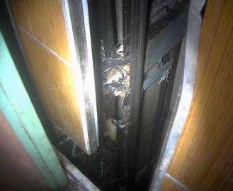 Пожар в Харькове: загорелся лифт