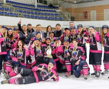 Харьковские «Пантеры» выиграли чемпионат Украины