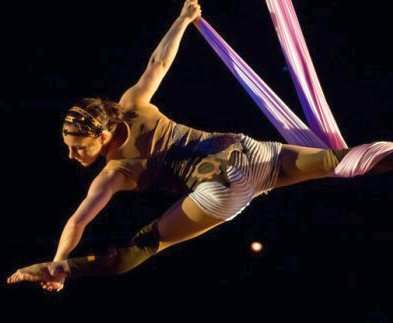 В Харькове пройдет международный фестиваль воздушной гимнастики
