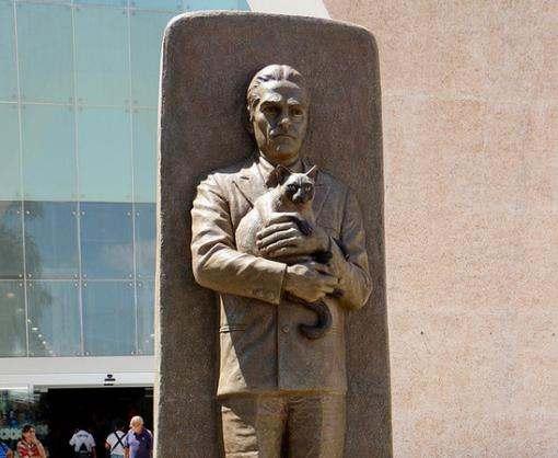 В Мексике открыли памятник известному харьковскому ученому