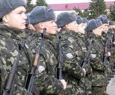 В Харькове обозначили сроки призыва на срочную службу в армию