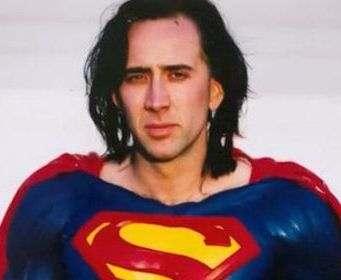 Николас Кейдж спустя 20 лет добился роли Супермена