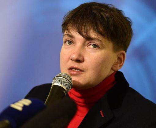 Надежда Савченко обвинила Андрея Парубия в причастности к расстрелу Майдана