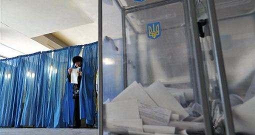 В Харьковской области намечаются выборы