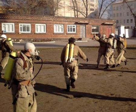 Харьковчане изобрели полосу препятствий