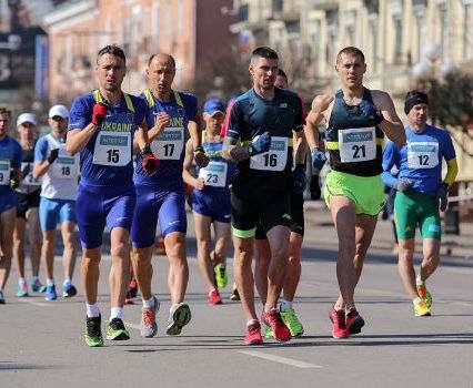 Харьковский легкоатлет победил на чемпионате Украины по спортивной ходьбе