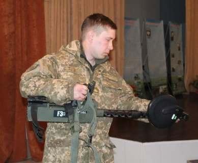 США подарили Украине два десятка металлоискателей: видео