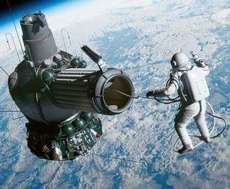 Харьковчане тоже приложили руку к выходу человека в открытый космос