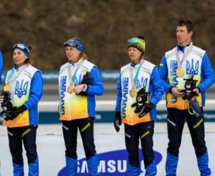 Харьковчане добыли седьмое золото Паралимпиады для Украины