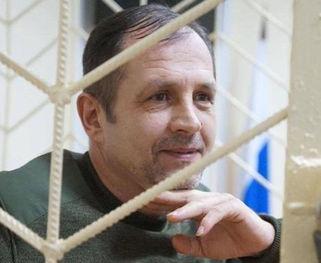 Осужденный в Крыму украинец Владимир Балух объявил бессрочную голодовку