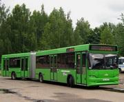 Под Харьковом из-за непогоды не ходят автобусы