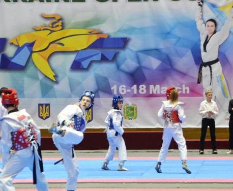Главный трофей Ukraine Open Cup остался в Харькове