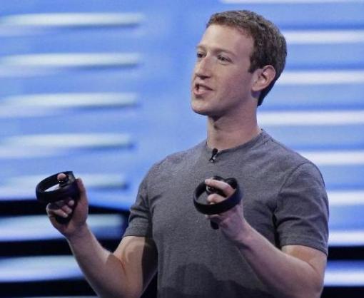 Марк Цукерберг потерял за сутки шесть миллиардов