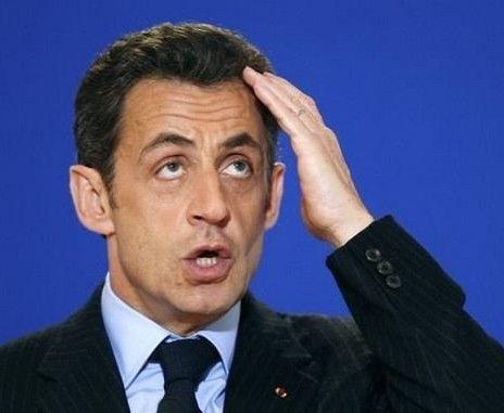 Во Франции задержали Николя Саркози