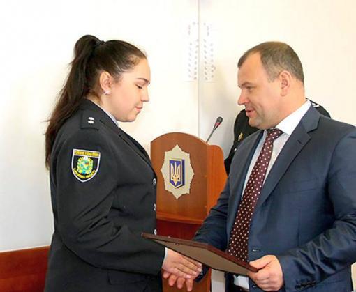 «Вперед за орденами»: харьковские полицейские получили награды