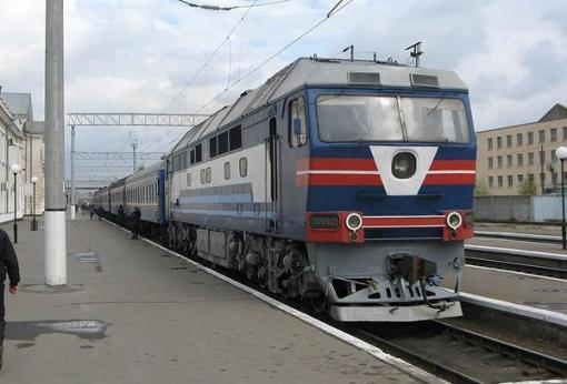 Назначен дополнительный поезд из Харькова на Донбасс