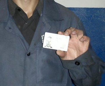 Осужденным выдали ID-паспорта