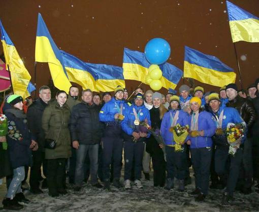Харьковских паралимпийцев представят к званию «Почетный гражданин»: фото-факты