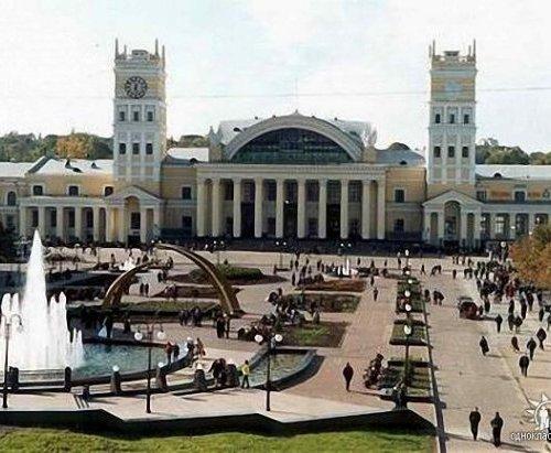 В Харькове неизвестный «заминировал» вокзал