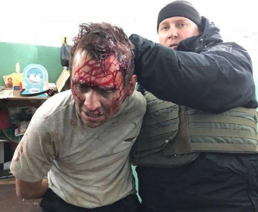 Захват почты в Харькове: террориста признали вменяемым