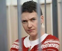 Надежда Савченко объявила о начале голодовки