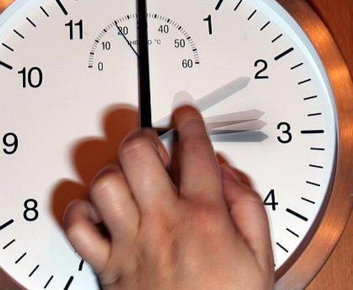 Предстоящей ночью Украина продвинется на час вперед