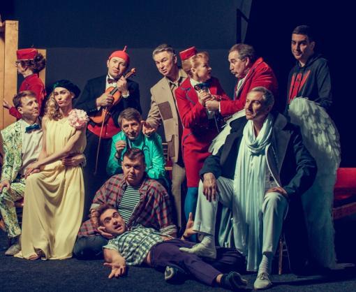 Харьковский театр готовит «ангельскую» премьеру