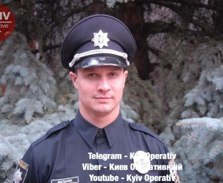 Экс-главу патрульной полиции Харькова задержали пьяным за рулем