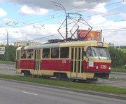 В Харькове трамвай №7 на два дня изменит маршрут