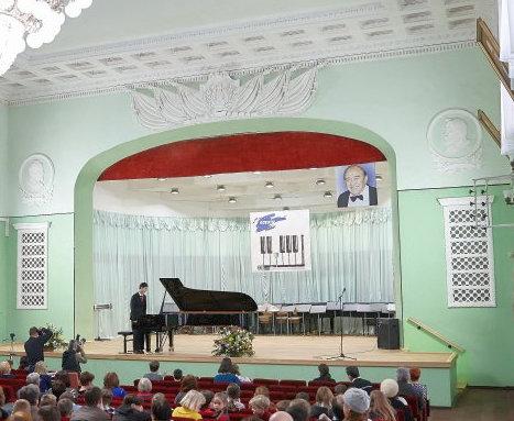 В Харькове завершился Международный конкурс юных пианистов