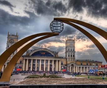 Зеленая линия объединит достопримечательности Харькова