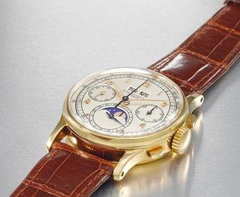 Часы короля Египта продали по рекордной цене