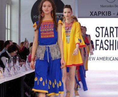 В Харькове снимают программу «Світське життя» с Катериной Осадчей