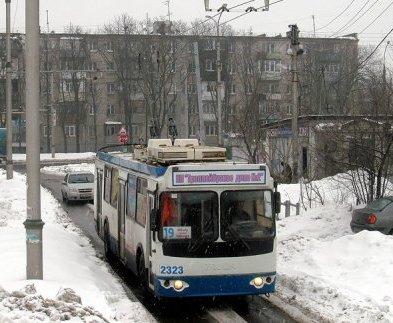Несколько харьковских троллейбусов изменят путь следования