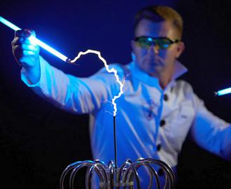 Физики проводили опыты в «ЛандауЦентре»
